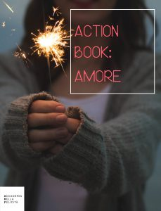 Copertina Action Book Amore